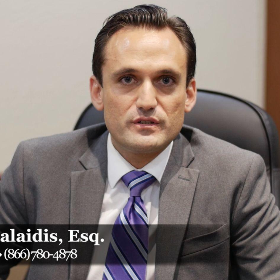 Attorney Profile: George Palaidis