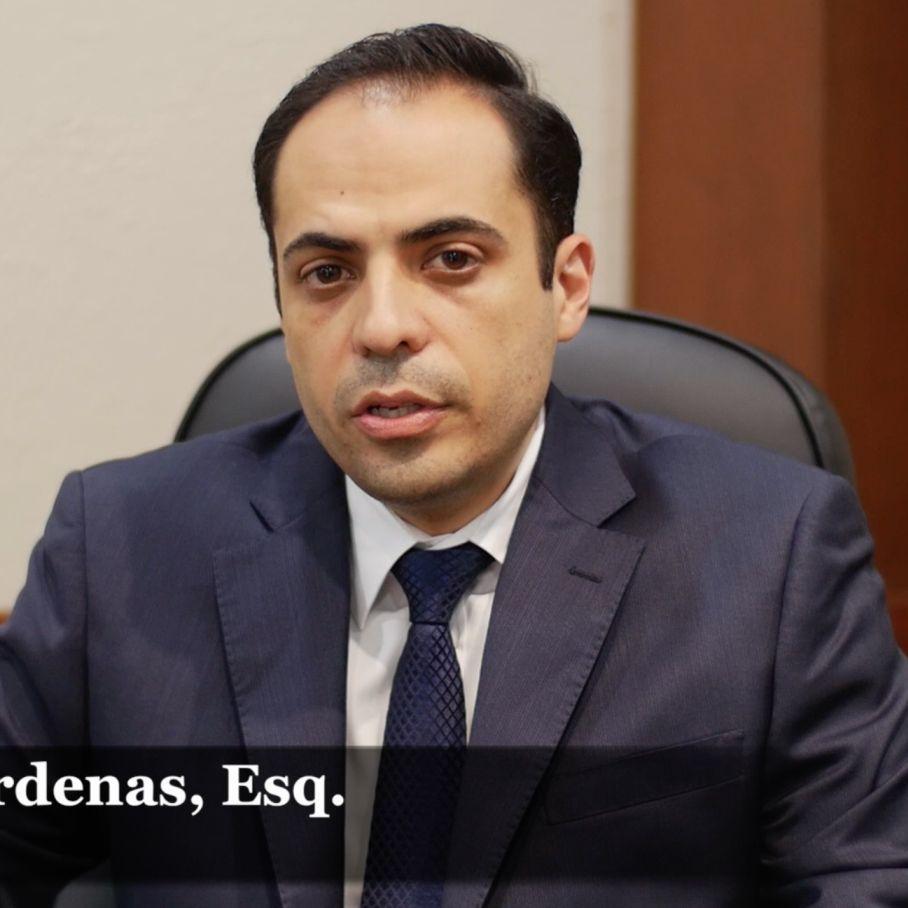 Perfil del abogado: Omar Cardenas