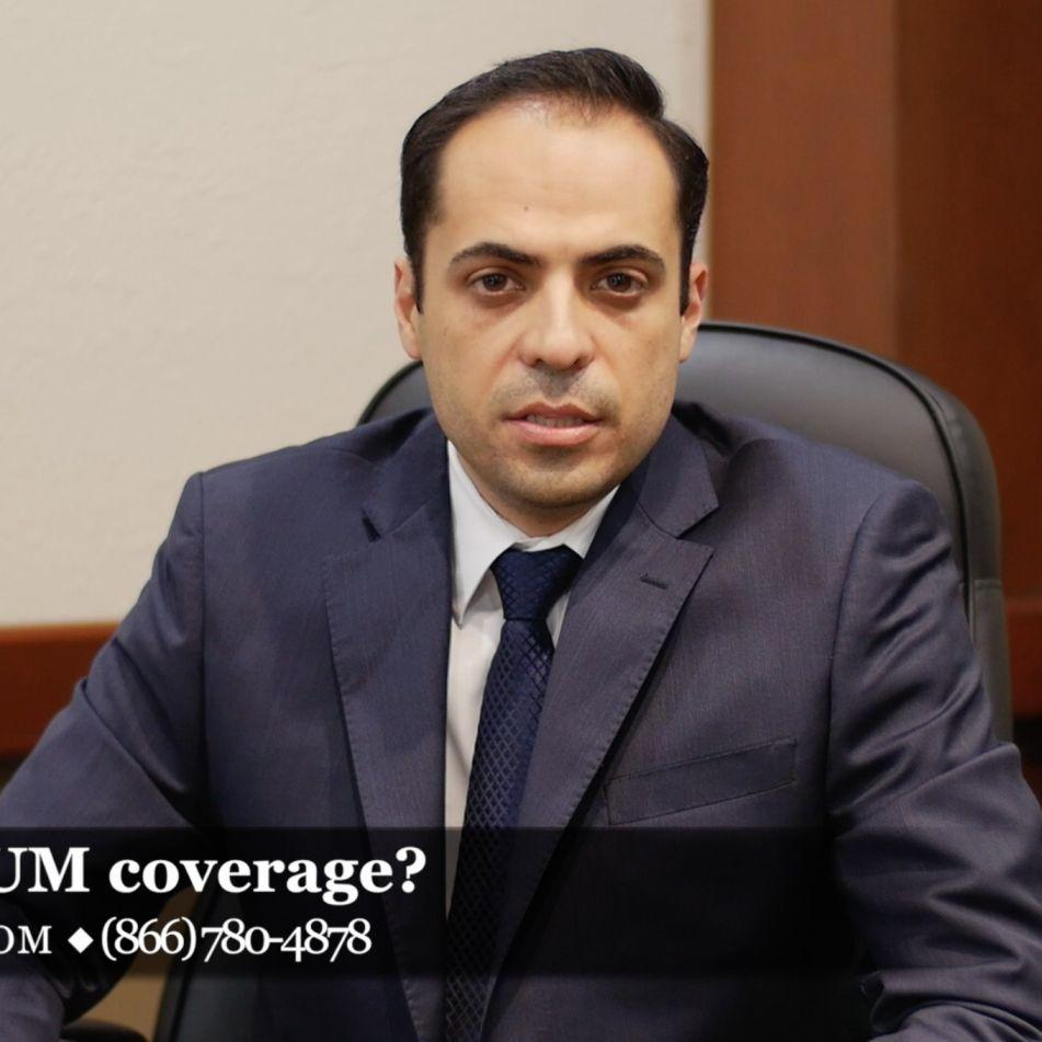 What is UM (Uninsured/Underinsured Motorist) coverage in Florida?