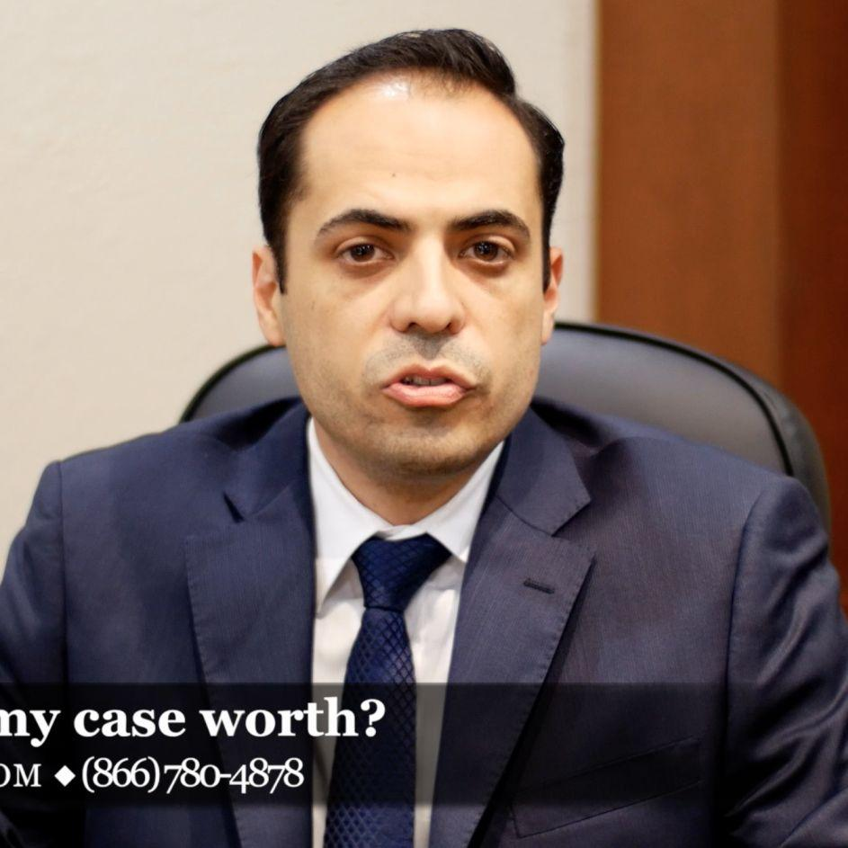 What is my personal injury / accident case worth?