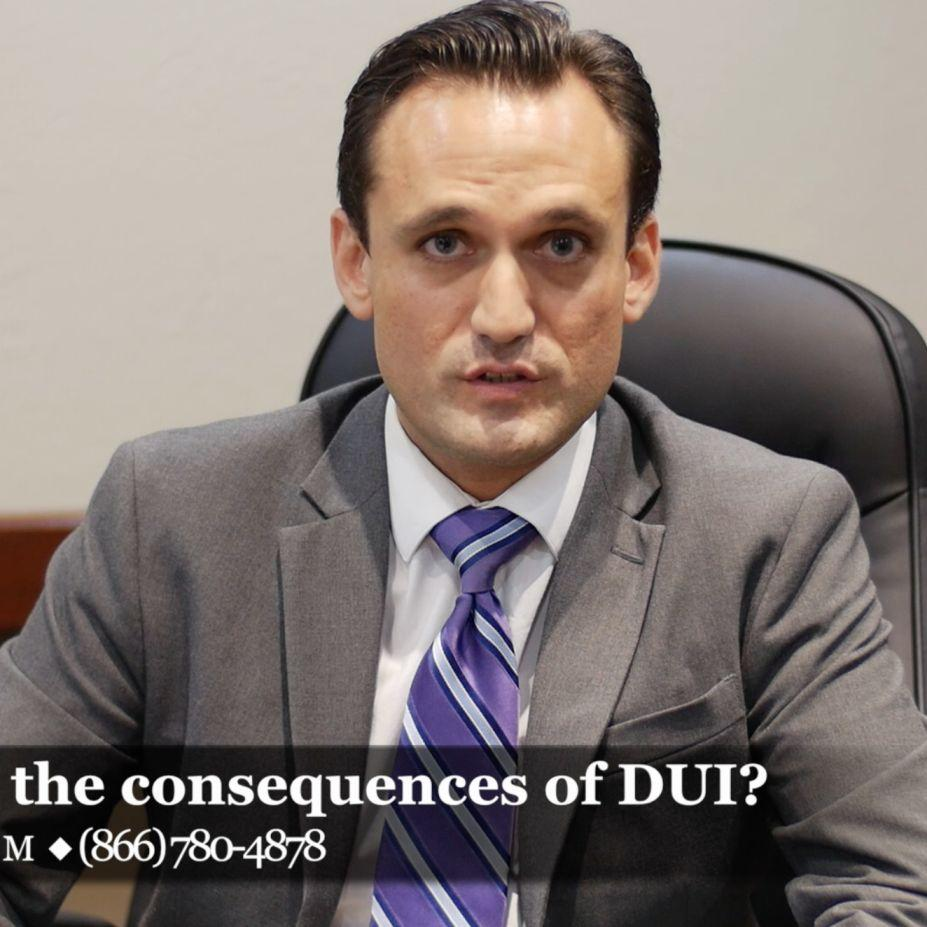 What are the consequences of DUI in Florida?