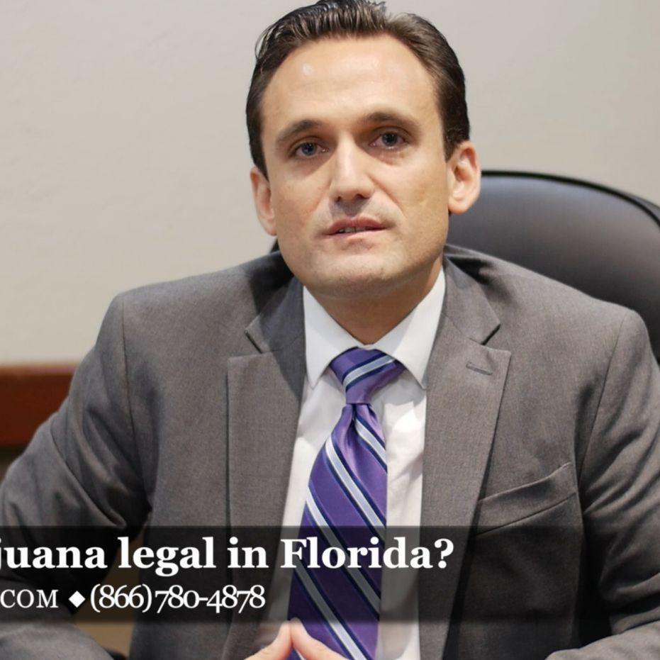 Florida Medical & Recreational Marijuana Laws