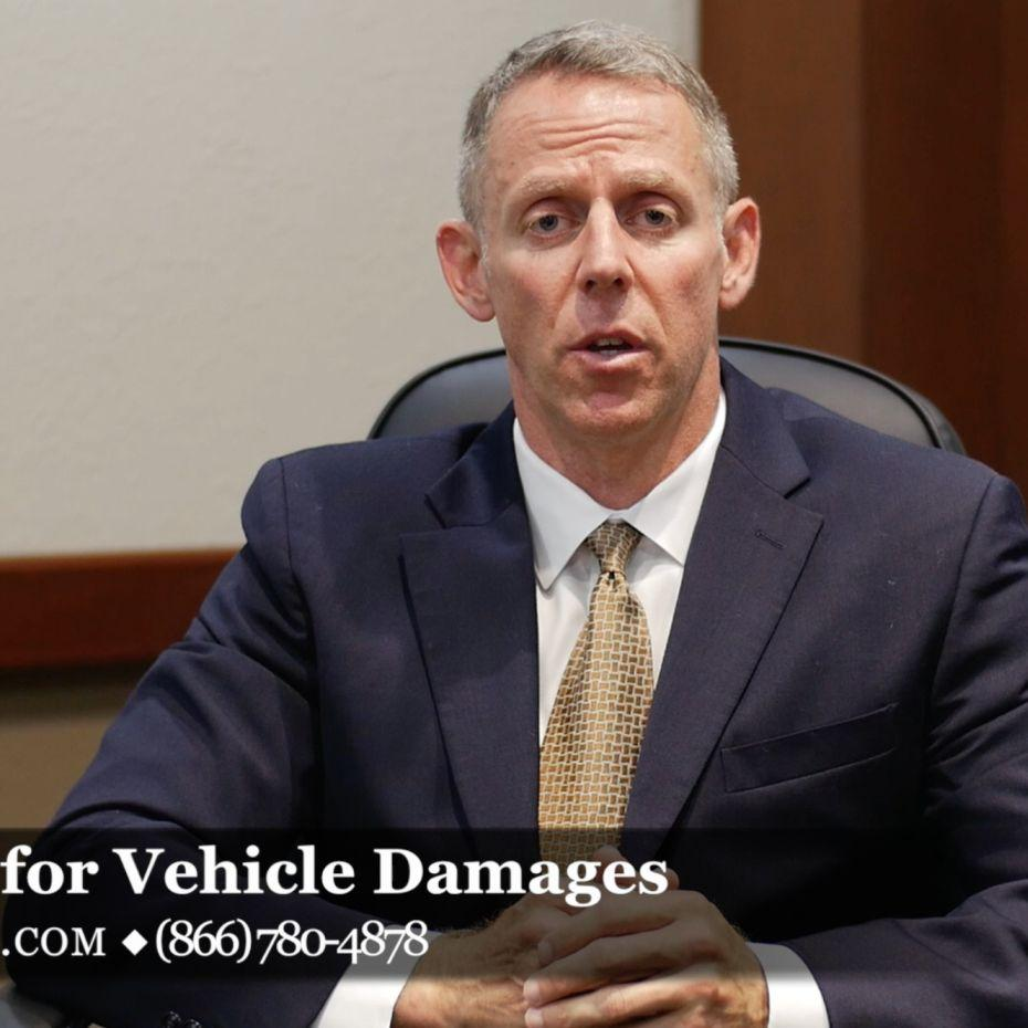 How will I pay for my vehicle damage after an auto accident?