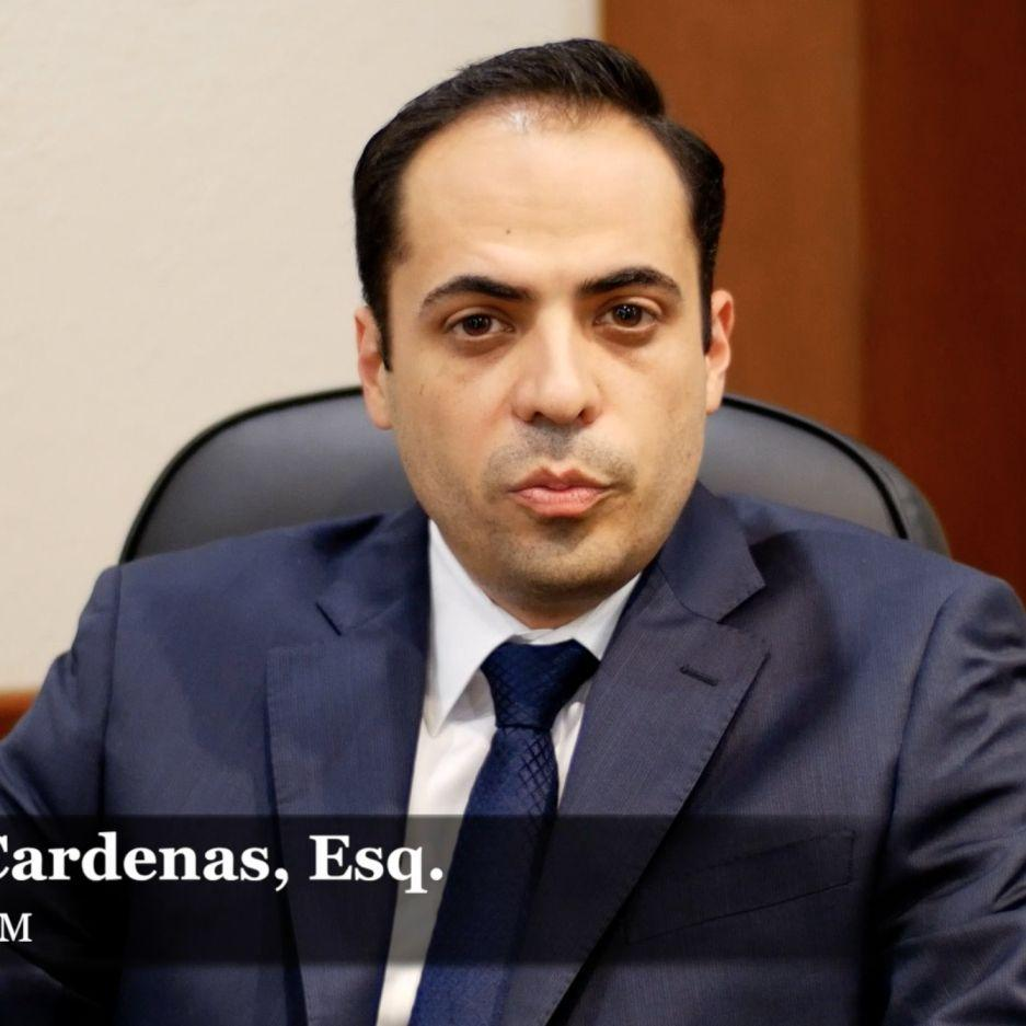 Attorney Profile: Omar Cardenas